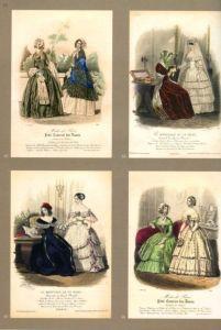 Модные картинки из собрания Государственного музея истории Санкт-Петербурга.  Альбом-каталог 41d7f15379a